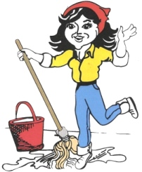 maid-cleaning