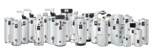 commercial-water-heater-lineup