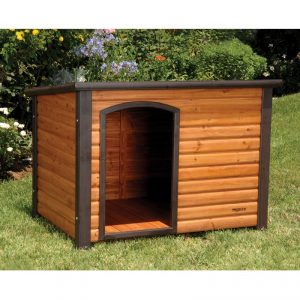 log-cabin-dog-house